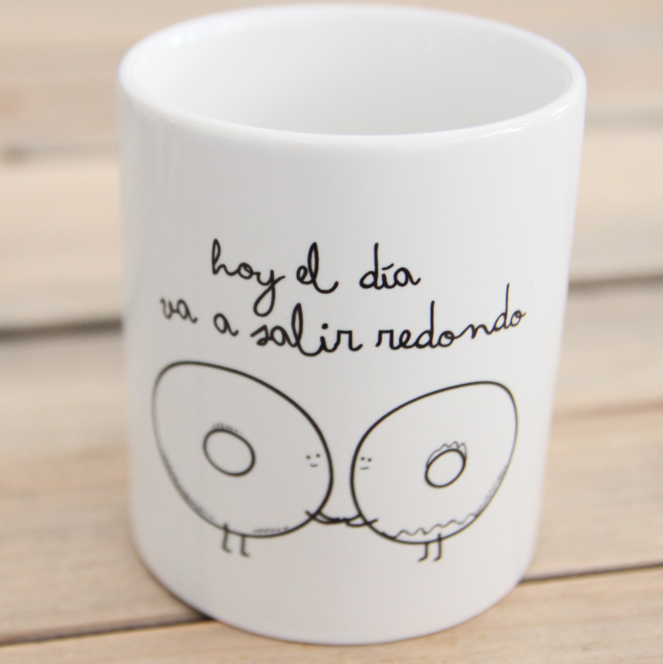 Tazas molonas de mr wonderful en bebe t bebe t for Decoracion tazas mr wonderful