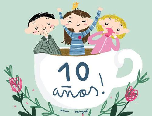 Celebramos 10 años: ¡20% de descuento!